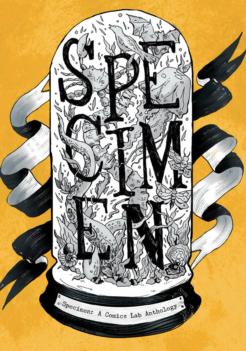 Competition: Win A Copy of the Specimen Anthology
