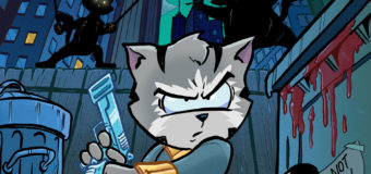 Review: Meouch #1