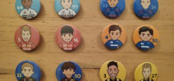 Happy Mondays: Draw What You Love And Make Badges Too