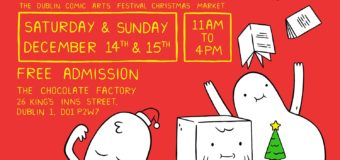 DCAF Christmas Market, New Books On Sale