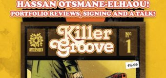 Event: Killer Groove Volume One Signing