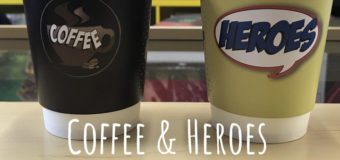 Coffee & Heroes Podcast Starting Points