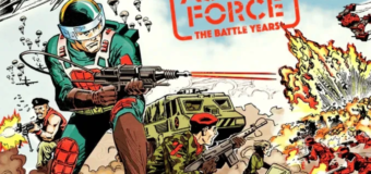 Total Action Force: The Battle Years Kickstarter