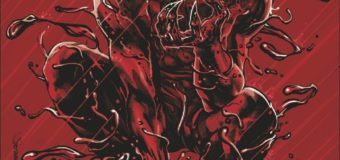 Now Reading: Carnage, Sarah and 2000AD