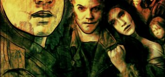 Donna A. Black's Lost Boys Poster